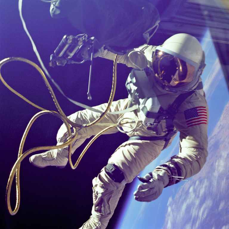 astronaut astronomy cosmonaut galaxy
